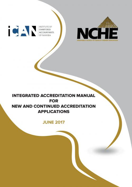 NCHE-ICAN Integrated Manual Book 20 June 2017