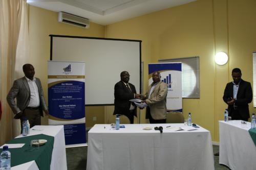 MoU between NCHE and NSA signed